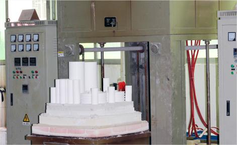 生产陶瓷管