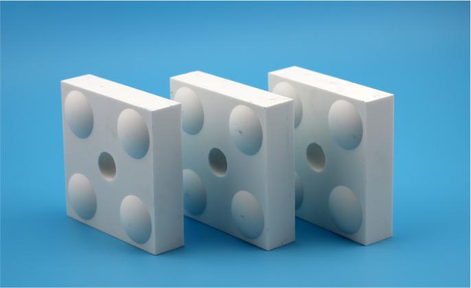 抗冲击型耐磨陶瓷衬板(WT-T)