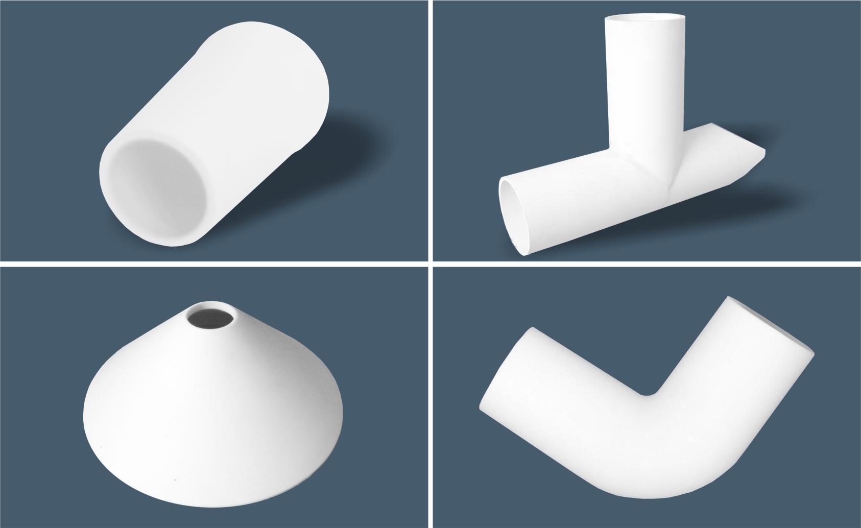 整体陶瓷管(WTP-M)