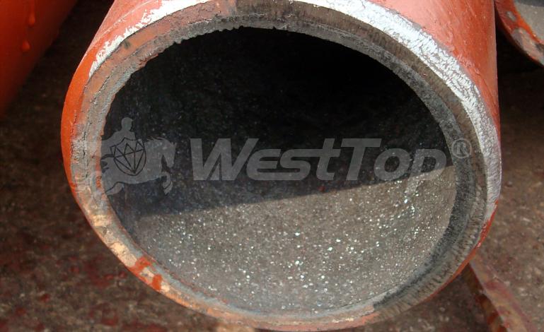 复合耐磨陶瓷管道(WTP-C)