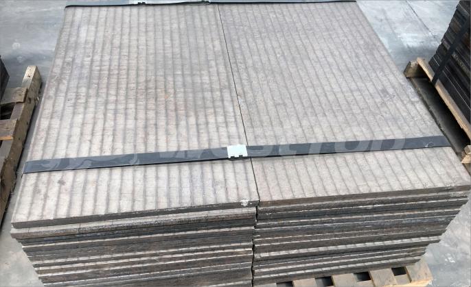 SSP合金复合耐磨钢板
