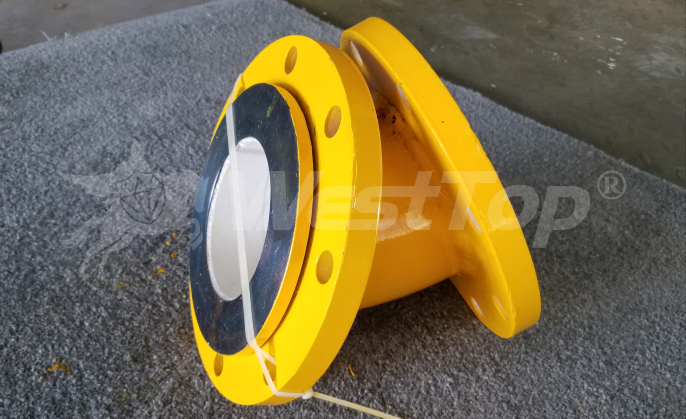 WTP-P耐磨陶瓷管道